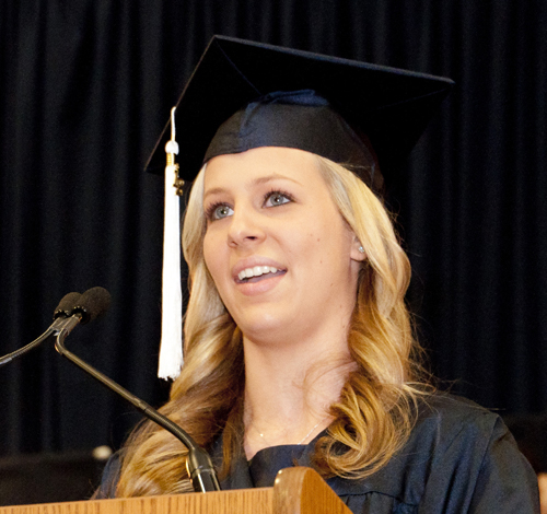 Andria Powers ('12) Licensed Sales Producer, Allstate Insurance