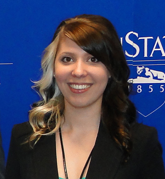 Sarah Glinski, ('12) Department of Defense, Internal Communications Specialist