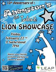 lion showcase