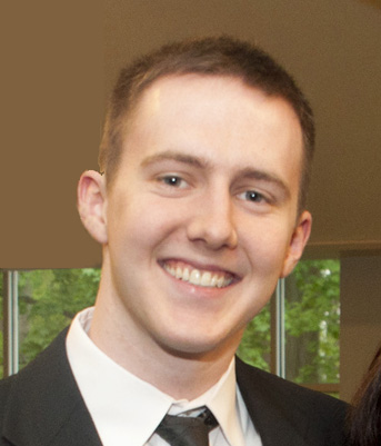 Derrick Schmidt ('12 History) Customer Service, Phila Contributionship