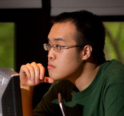 Jason Mui ('12 IST) University of the Arts Support Specialist