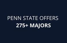 275 majors