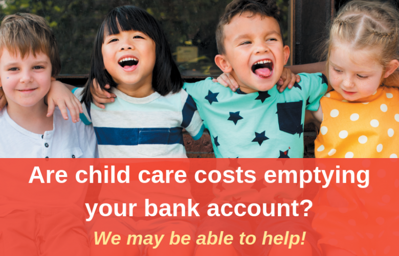 Student Parent Child Care Subsidy Program Image