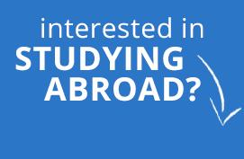 interested in studying abroad? text