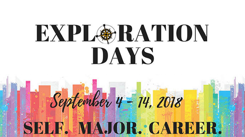 Exploration Days 2018