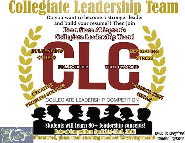 college leadership