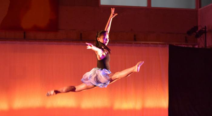 integrative arts dance
