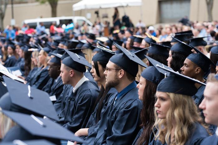 Spring 2018 graduation