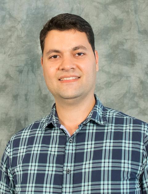 Sabahattin Gokhan Ozden Headshot