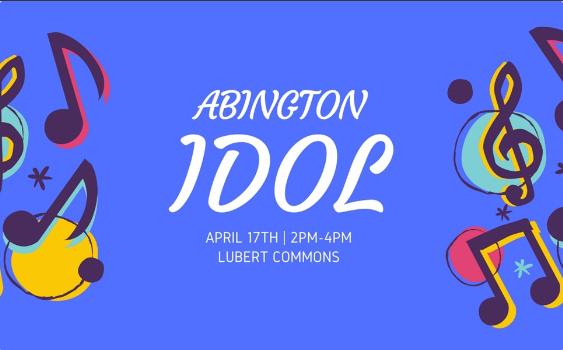 abington idol