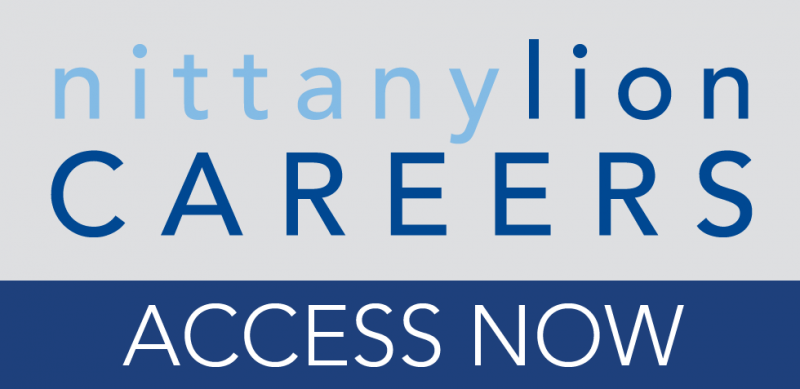 Nittany Lion Careers Access Now
