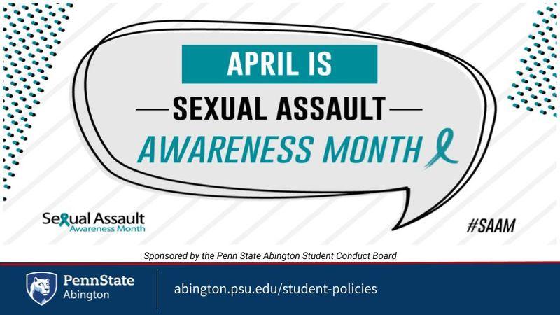 April is Sexual Awareness Month