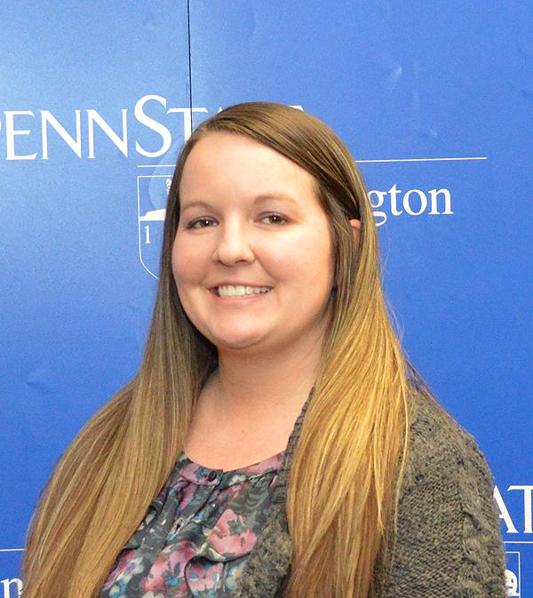 Ashley Haase, ('07) Therapist at Aldersgate Youth Service Bureau in Willow Grove