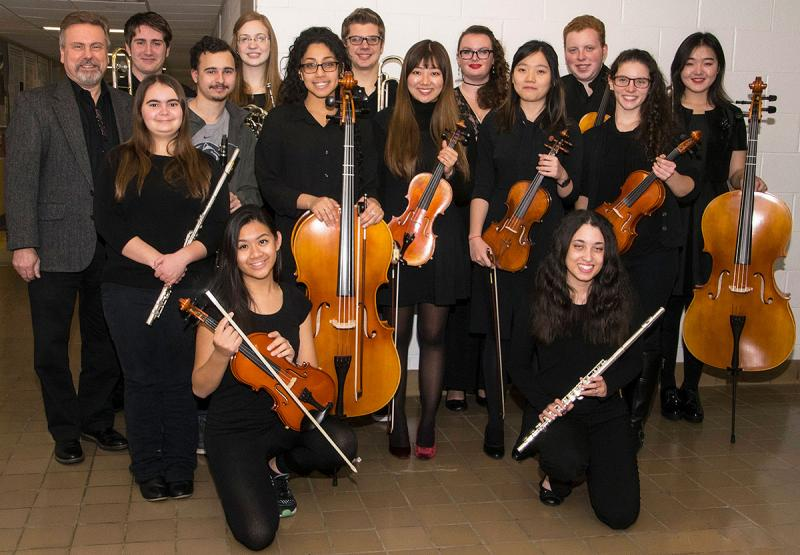 Penn State Abington Chamber Orchestra