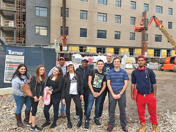 criminal justice classes at residence hall