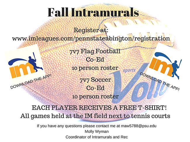 fall intramurals 650