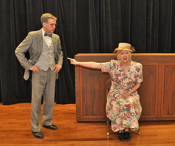 Atticus, Mayella Ewell (George MacMillan, Rhy Sweeny)