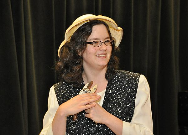 Miss Stephanie (Charlotte Fieldcamp)