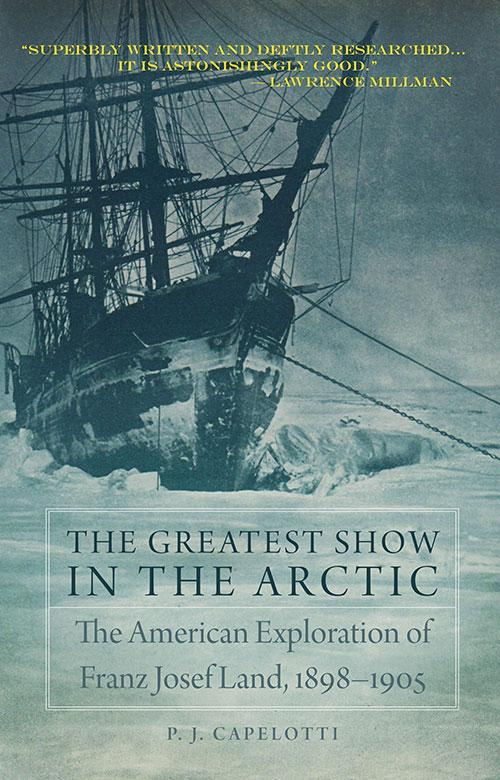 Greatest Show in the Arctic cover