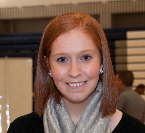 Elizabeth Hilbert, '12, Case Mgr, Progressions Behavioral Health Services
