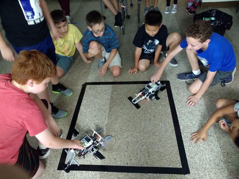 Lego Robotics | Penn State Abington