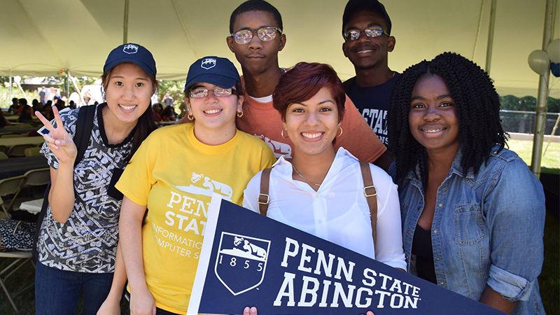 New Student Day Penn State Abington