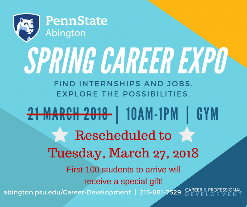 spring-career-expo