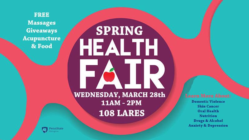 Spring Health Fair