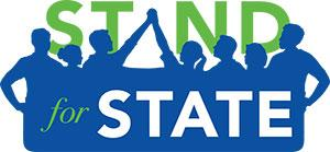 stand for state graphic