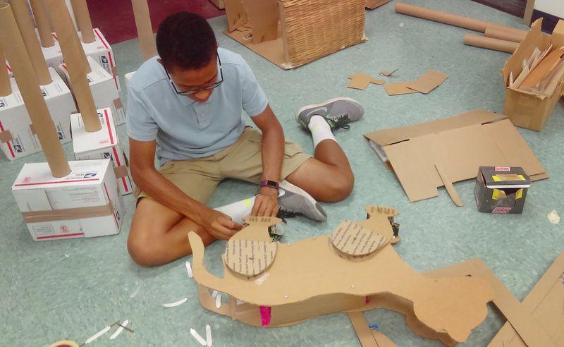 Design Camp Students