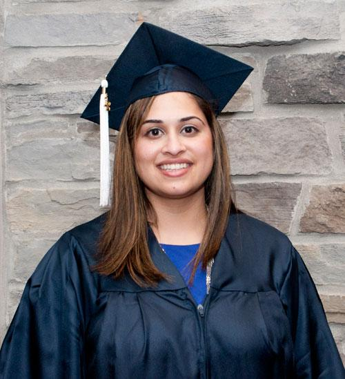 Maleeha Khalid ('12, Bus) Financial Analyst, Estee Lauder, NYC