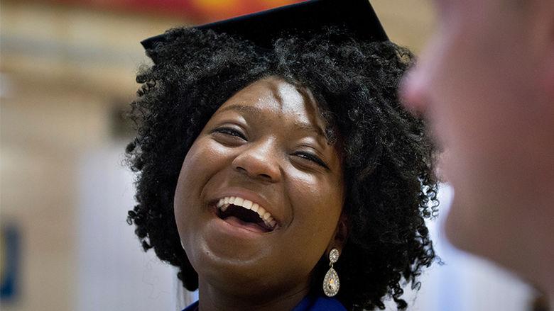 Abington spring 2017 graduation
