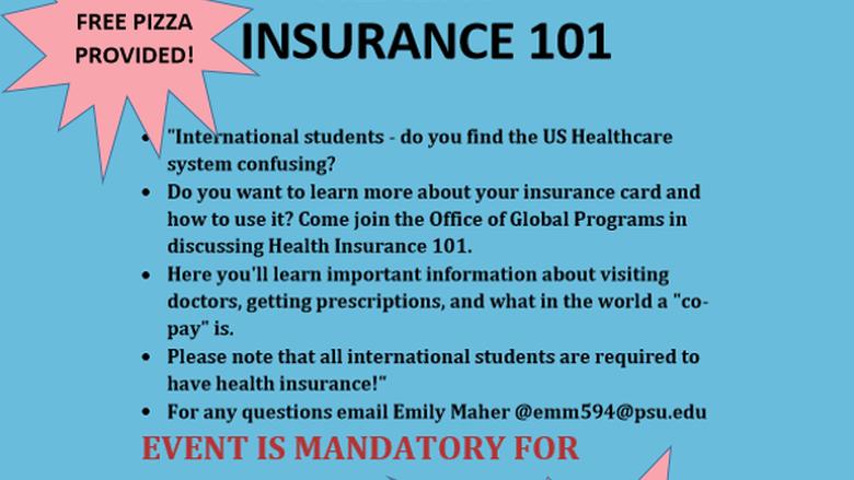 Health Insurance Resheduled