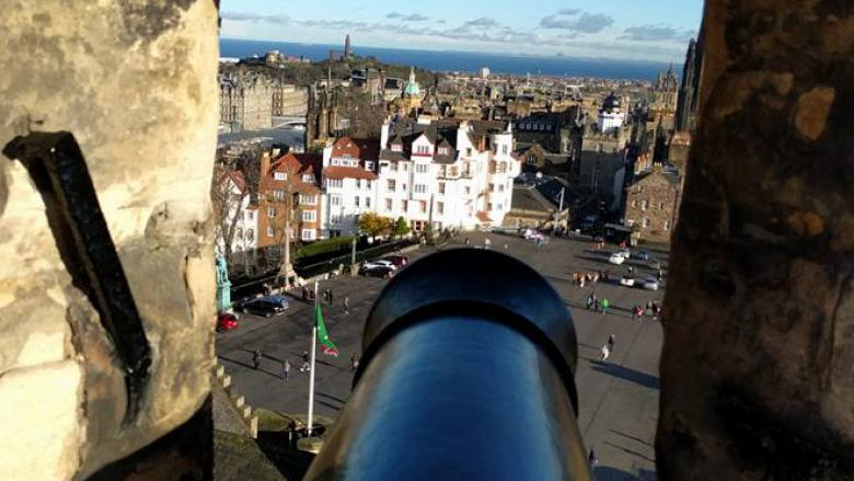 Scotland Cannon