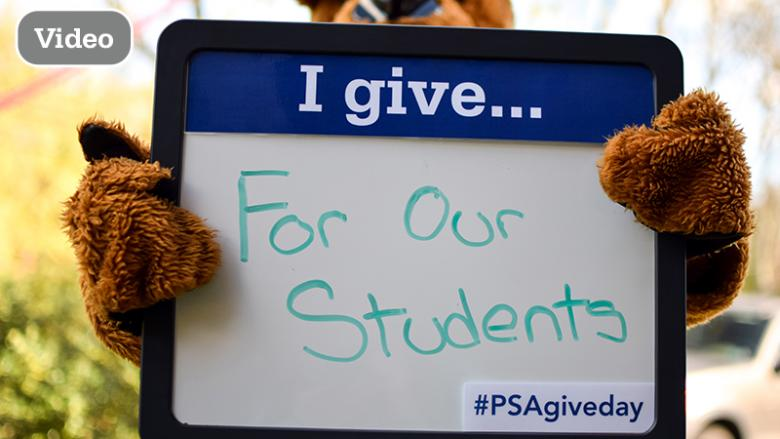 i give for our students