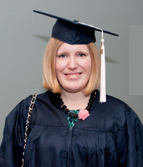 Meredith Flaherty ('12 History) teaching abroad in TEFL program
