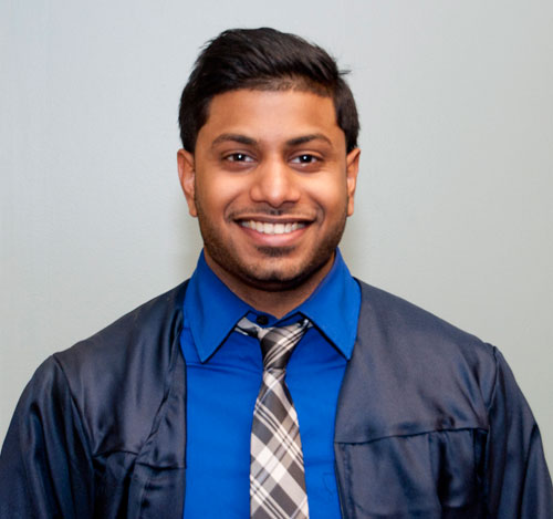 Joel Panicker ('12, Bus) Financial Processing, Vanguard Corporation, Pa