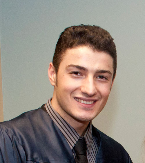 Zhafar Badalov ('12), Penn Dental School